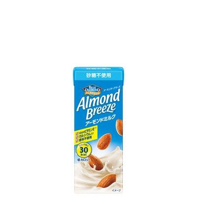 アーモンドミルク&砂糖不使用200ml×24本