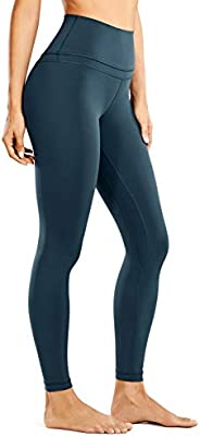 CRZ YOGA Women's Naked Feeling I High Waist Tight Yoga Pants Workout Leggings - 25 In