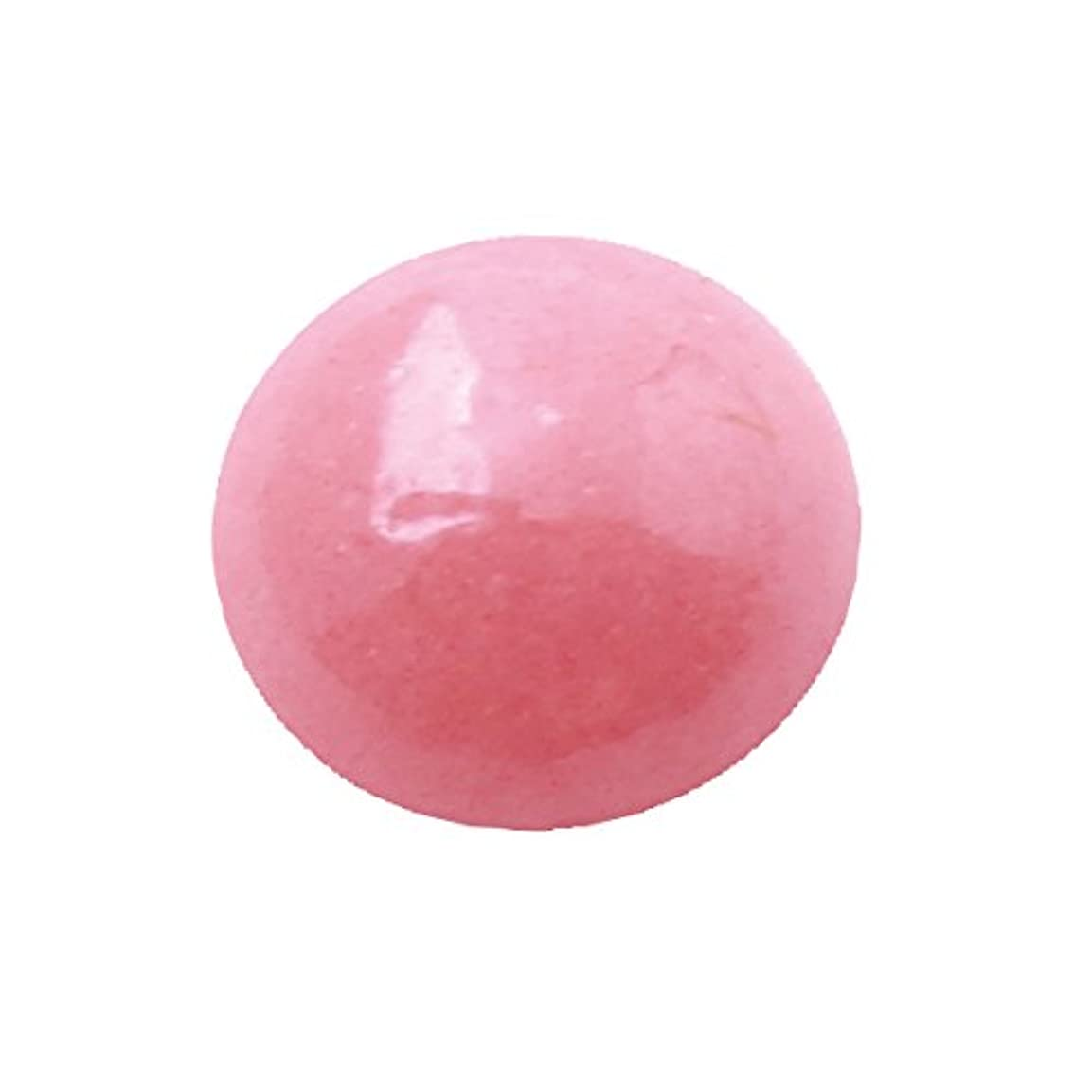 予測する掻く終点グラスパールラウンド 2mm(各50個)(ストーン ネイルアート ネイル用品)ピンク