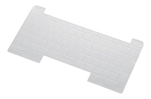 エレコム キーボード防塵カバー Macbook12 ナイロンタイプ PKB-MB1512