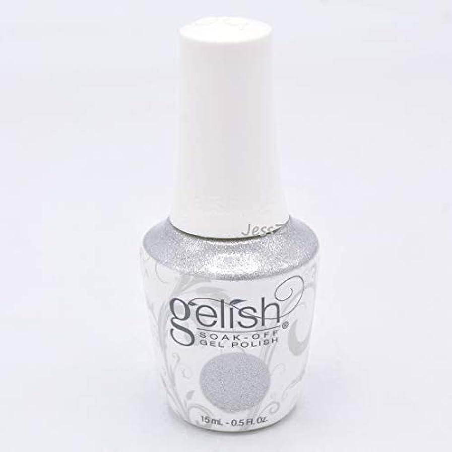 休眠必要とする白いHarmony Gelish - Forever Fabulous Marilyn Monroe - Diamonds Are My BFF - 15 mL / 0.5 Oz