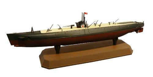 青島文化教材社 1/350アイアンクラッド<鋼鉄艦>日本海軍丁型潜水艦伊365