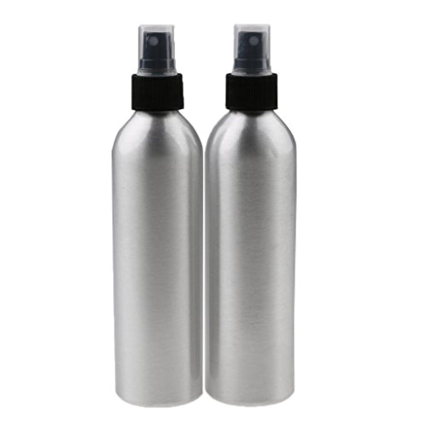 いうピルファー船形Lovoski 2個入り 旅行 アルミ ミスト スプレー 香水ボトル メイクアップ スプレー アトマイザー 香水瓶 携帯用 軽量 便利  全4サイズ - 100ml