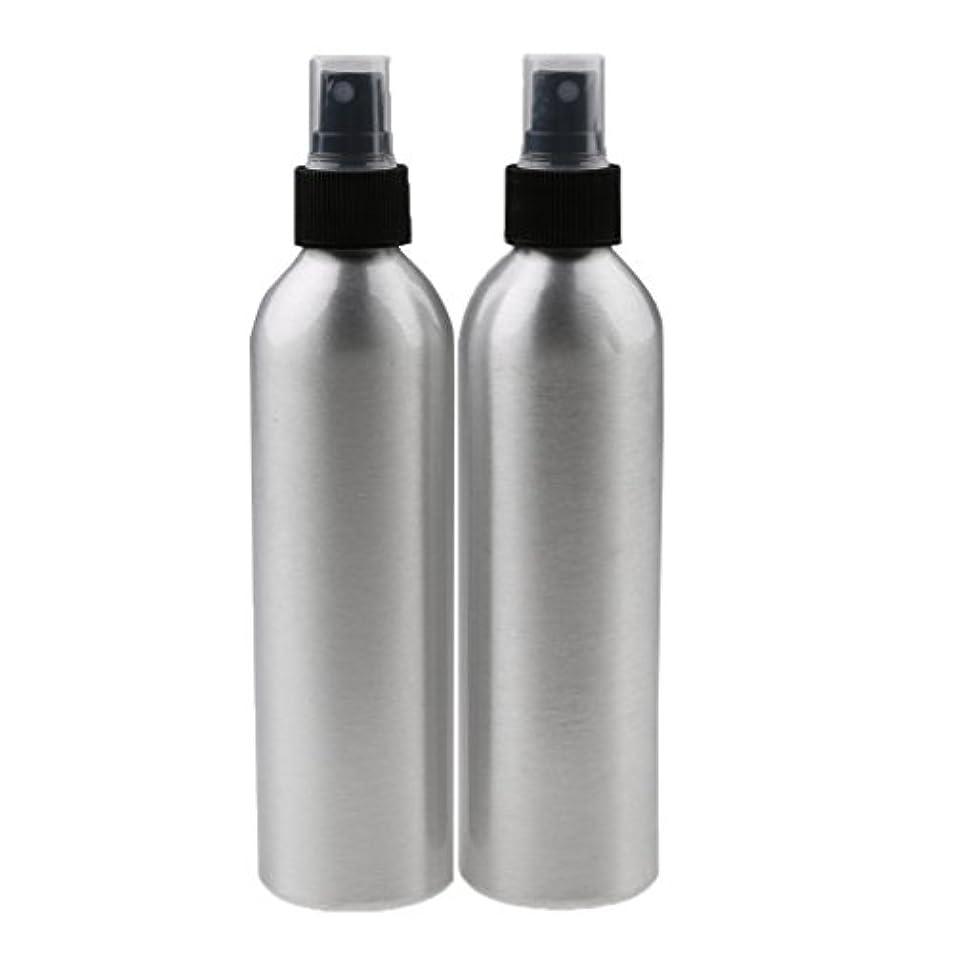 釈義あえて相対サイズLovoski 2個入り 旅行 アルミ ミスト スプレー 香水ボトル メイクアップ スプレー アトマイザー 香水瓶 携帯用 軽量 便利  全4サイズ - 100ml