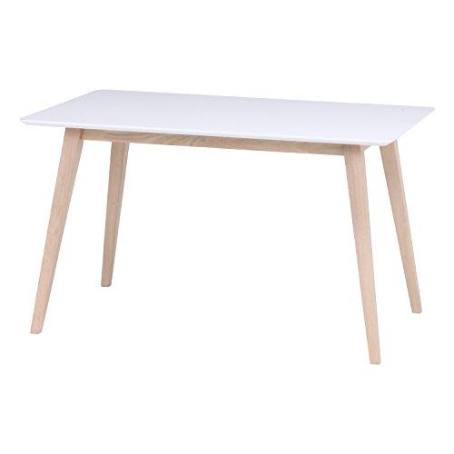 不二貿易 カジュアルダイニングテーブル アルコ 幅120×奥...
