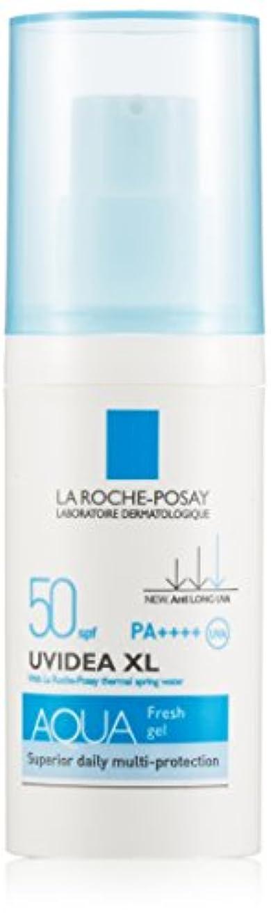スペイン導出性能La Roche-Posay(ラロッシュポゼ) 【敏感肌用*日やけ止め?化粧下地】 UVイデア XL アクア フレッシュジェル クリーム SPF50/PA++++ 30mL