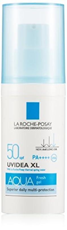 卑しい決して返還La Roche-Posay(ラロッシュポゼ) 【敏感肌用*日やけ止め?化粧下地】 UVイデア XL アクア フレッシュジェル クリーム SPF50/PA++++ 30mL