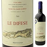 テヌータ・サン・グイド レ・ディフェーゼ 750ml [イタリア/赤ワイン/辛口/フルボディ/1本]
