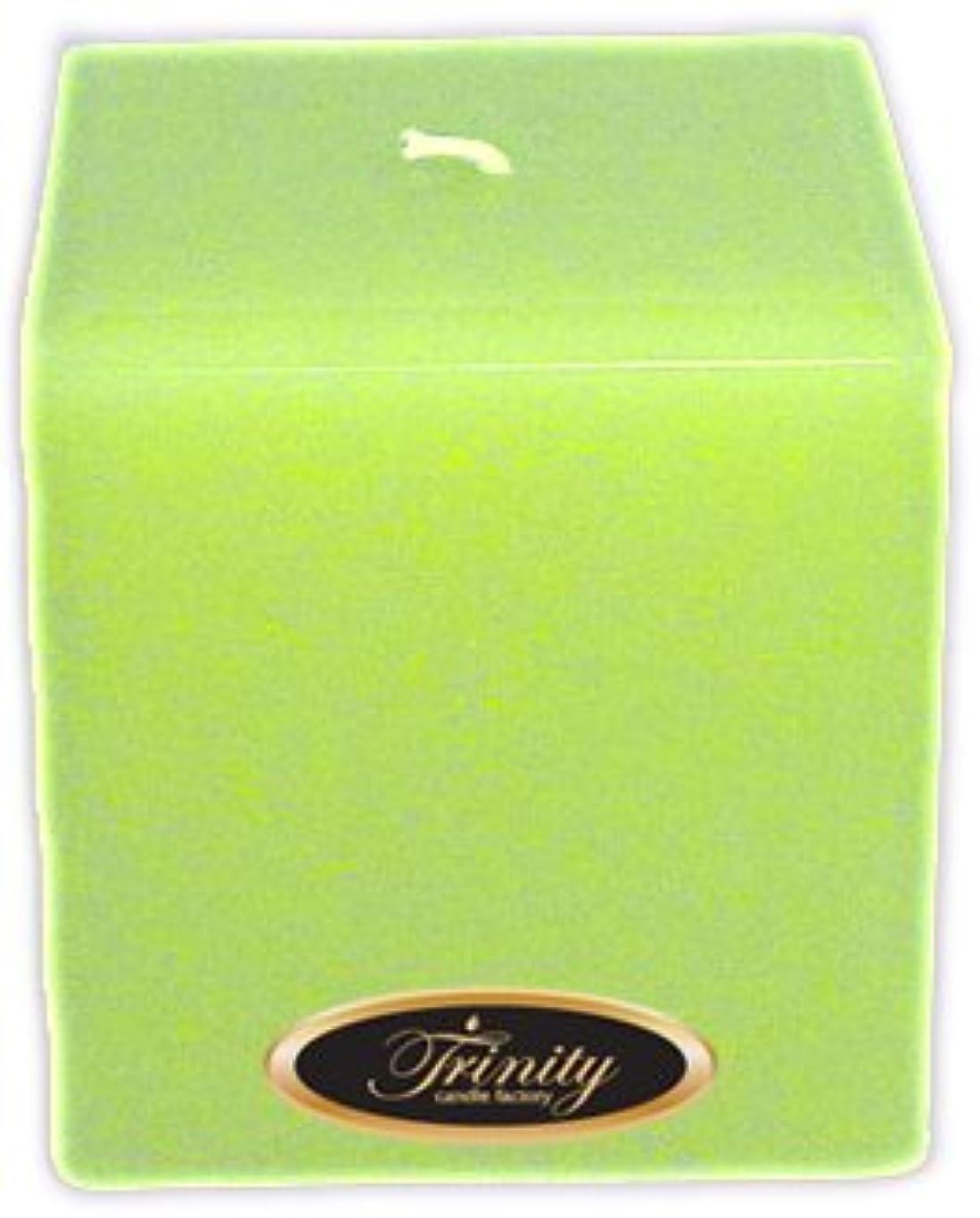言い聞かせる提供された薬を飲むTrinity Candle工場 – モロッコメロン – Pillar Candle – 正方形 – 4 x 4