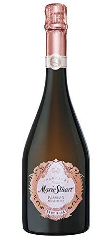 【黒ぶどうのコク、ストロベリーのようなニュアンス】メアリーステュアート パッション デュヌ レイヌ ロゼ 750m[フランス/シャンパン/ロゼ/辛口/Winery Direct]