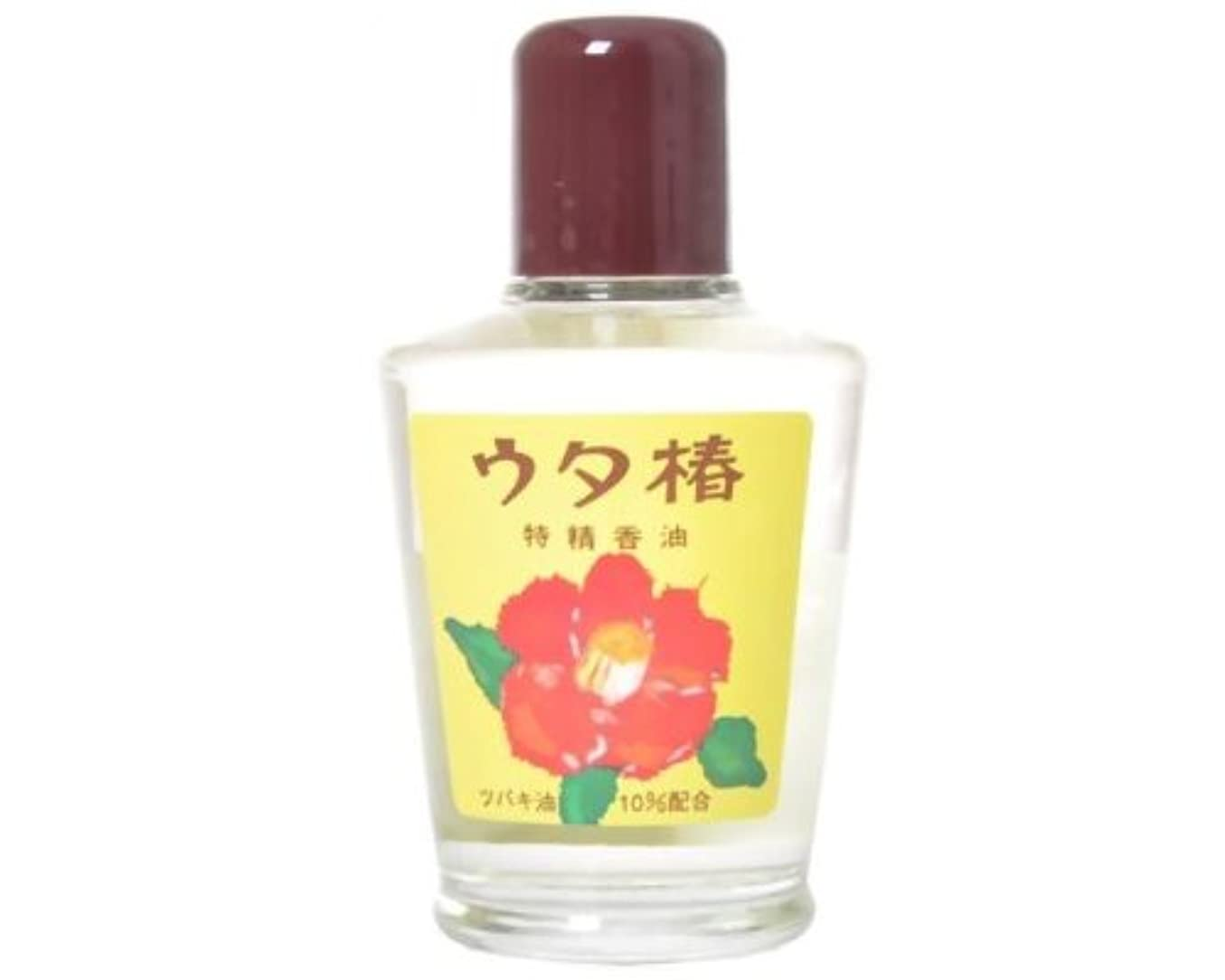 ウタ椿 香油 (白) 95mL