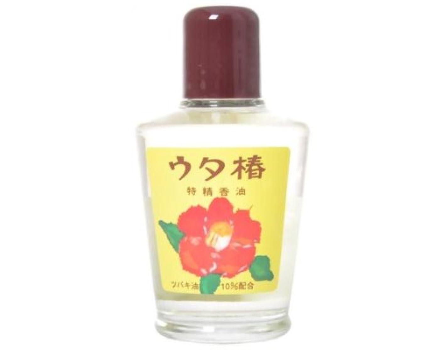 割れ目パキスタンロールウタ椿 香油 (白) 95mL