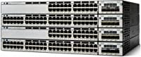 CISCO SWITCH CATALYST 3750X-48P-S PoE 1U