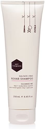 Natural Rehab Shampoo ::: Certified Vegan & Cruelty Free ::: Sulfate Free and Paraben Free