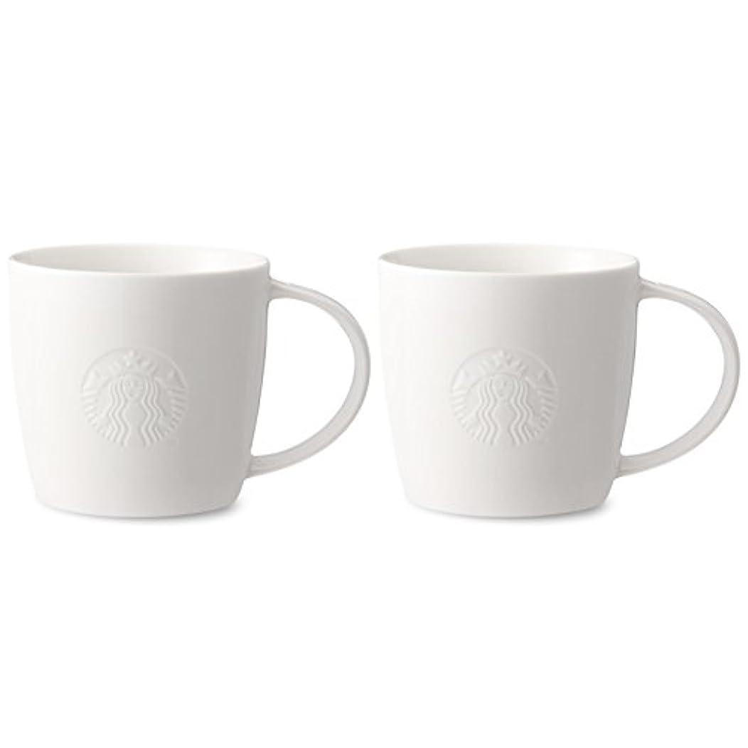 うめきアジテーション代表スターバックス ロゴマグ(390ml) ペアセット Starbucks coffee 390ml×2 Tall