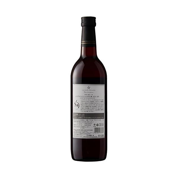 日本ワイン グランポレール エスプリ・ド・ヴァ...の紹介画像2