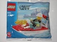 LEGO レゴ シティ セット #4992 ファイヤー ボート 131220fnp [並行輸入品]