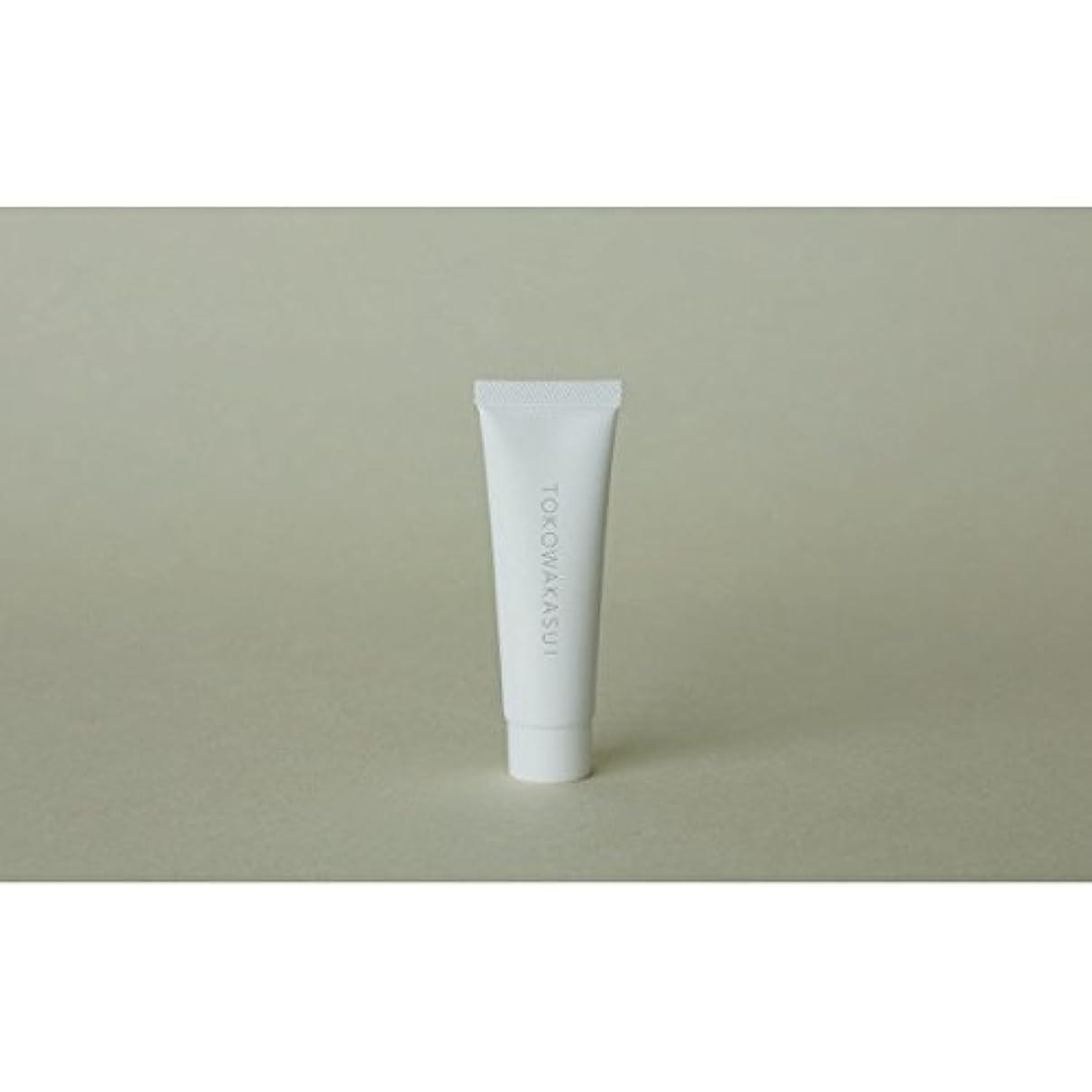 季節乳製品クラックポットTOKOWAKASUI モイスチュアフォーム?ミニ<洗顔料>