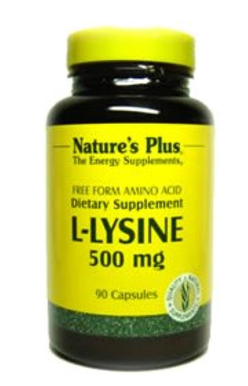 すなわち知性リマークL-リジン500mg (L-Lysine)【海外直送品】