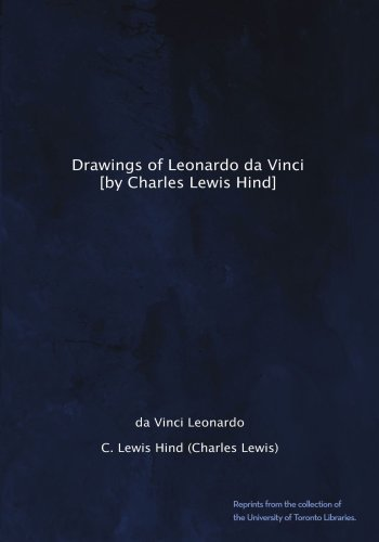 Download Drawings of Leonardo da Vinci B004QGY2TY