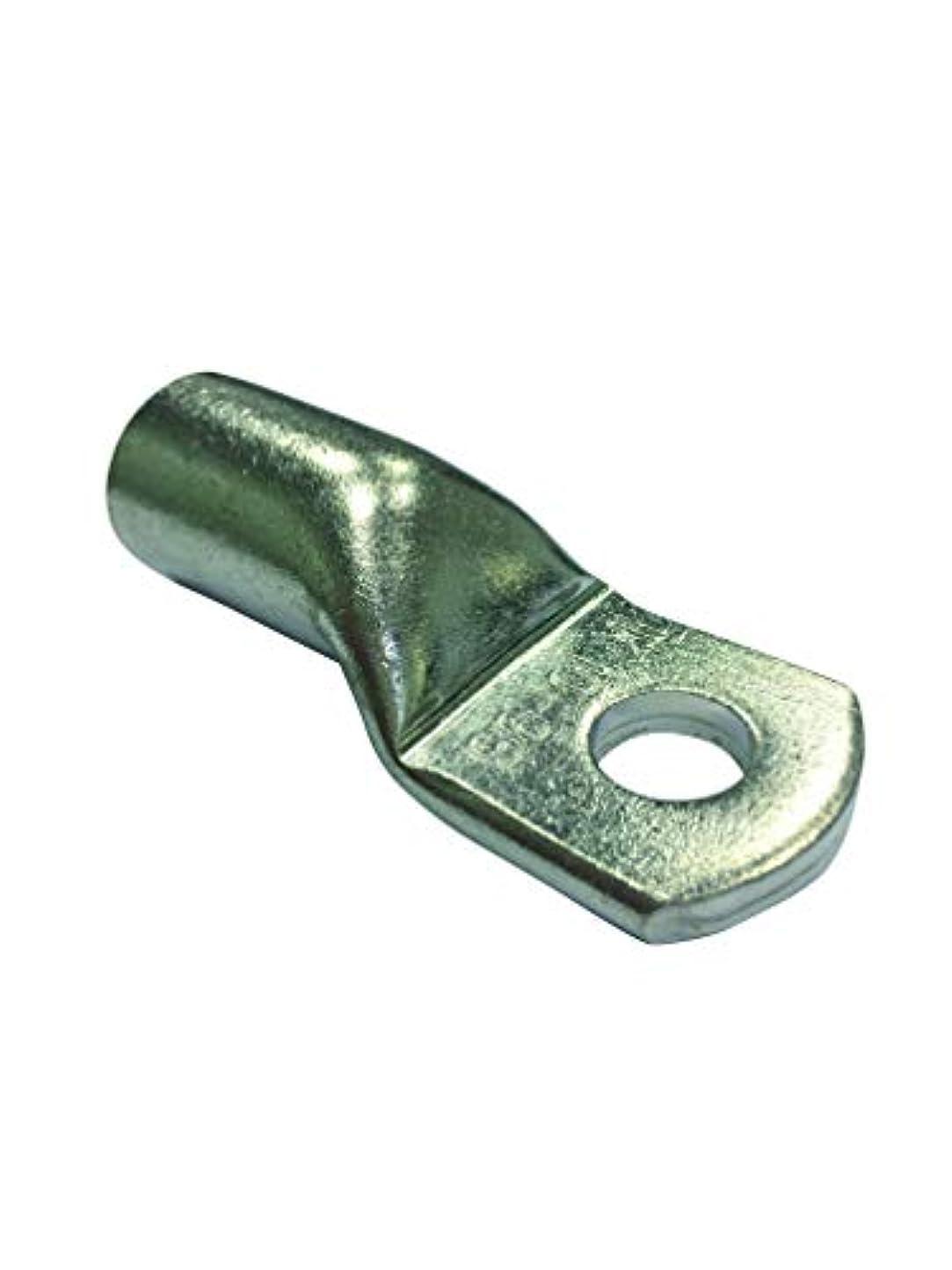 ジェム破壊的葉っぱIGLORY SCLシリーズ製品 ケーブルラグ ワイヤーサイズ 3/0 AWG (95mm) 3/8スタッドサイズ (0.413インチ) (50個パック)