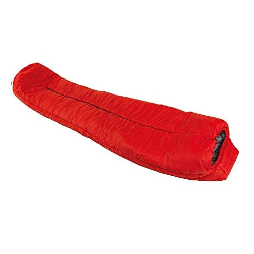 干渉する感じる印象的なSnugpak(スナグパック) 寝袋 ソフティー18 ANTARCTICA センタージップ レッド [快適使用温度-20度]