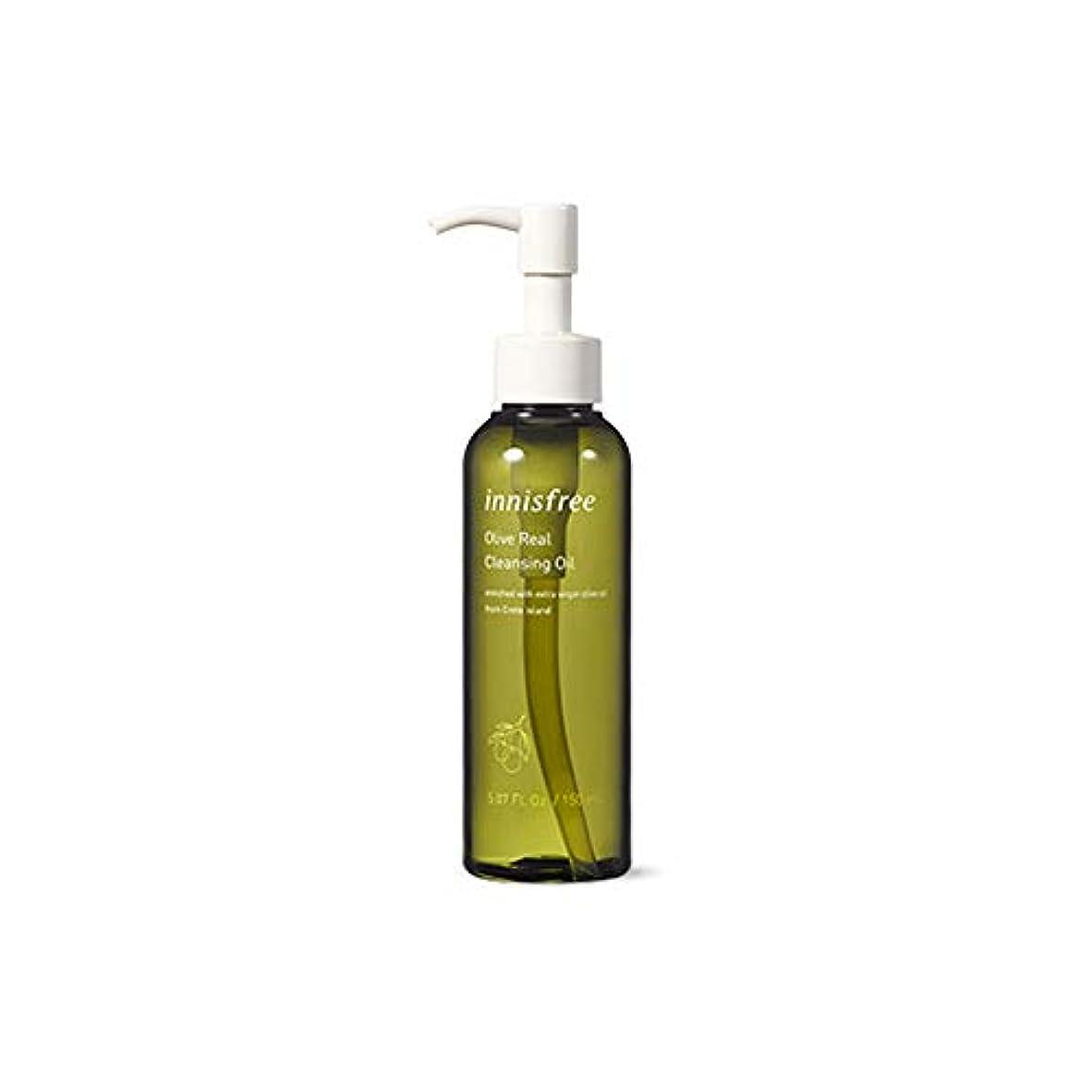 世紀おとうさんマンモスイニスフリー Innisfreeオリーブ リアル クレンジング オイル(150ml) Innisfree Olive Real Cleansing Oil(150ml) [海外直送品]