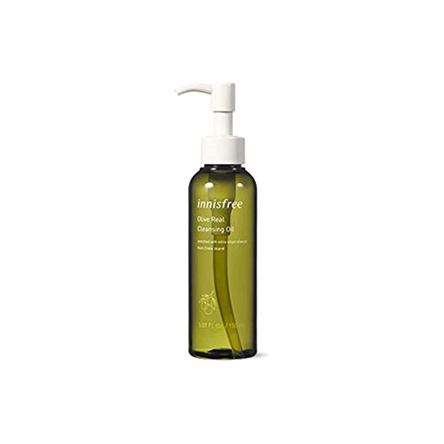 振動する元に戻すダイジェストイニスフリー Innisfreeオリーブ リアル クレンジング オイル(150ml) Innisfree Olive Real Cleansing Oil(150ml) [海外直送品]