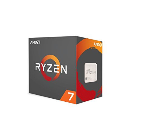 AMD CPU Ryzen7 1700X AM4 YD170XBCAEWOF...