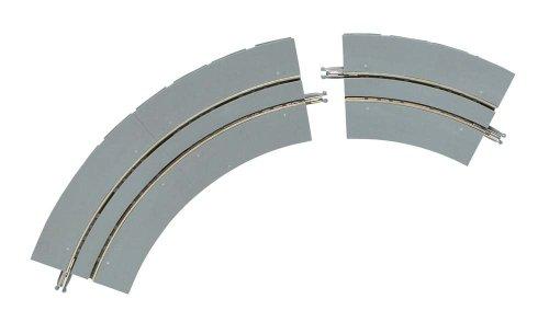 TOMIX Nゲージ 1795 ワイドトラムスーパーミニカーブレールC103-WT (F) (30°60°各2本セット)