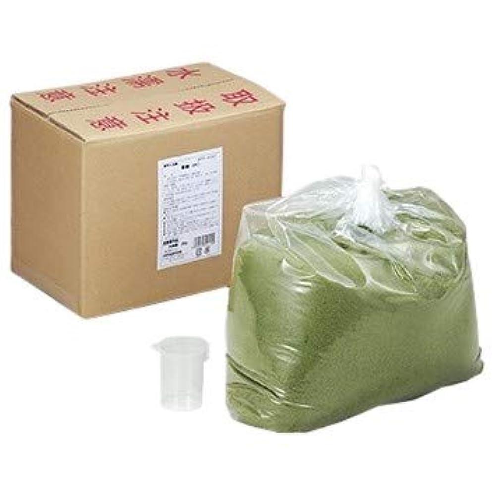 メンテナンス三角知覚的新緑 業務用 20kg 入浴剤 医薬部外品