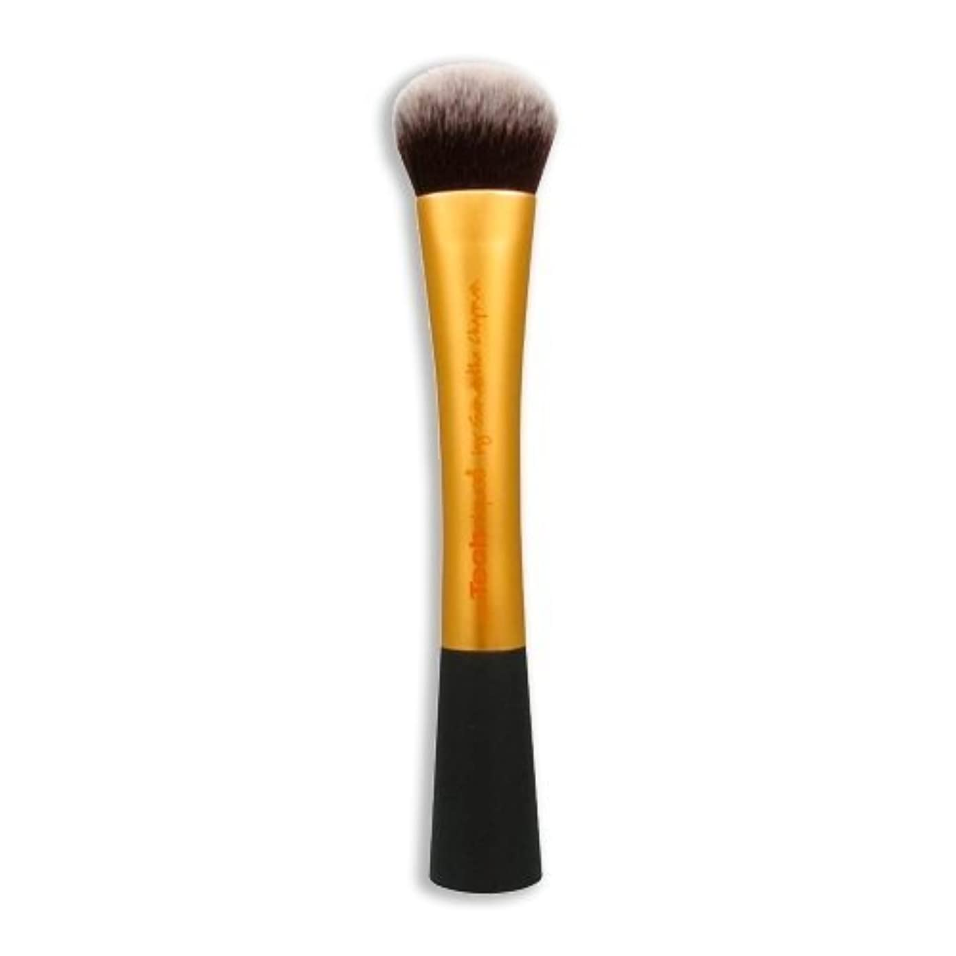 混雑ギャザー甘くするReal Techniques Expert Face Brush - Expert Face Brush (並行輸入品)