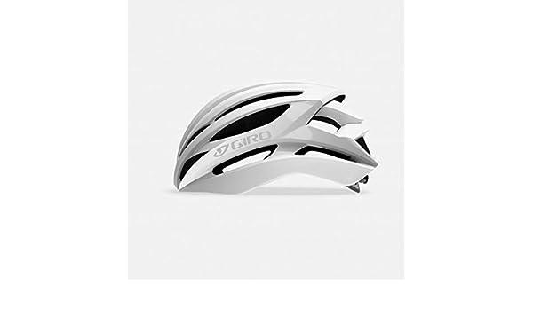 Giro Syntax MIPS Matte White Silver Large