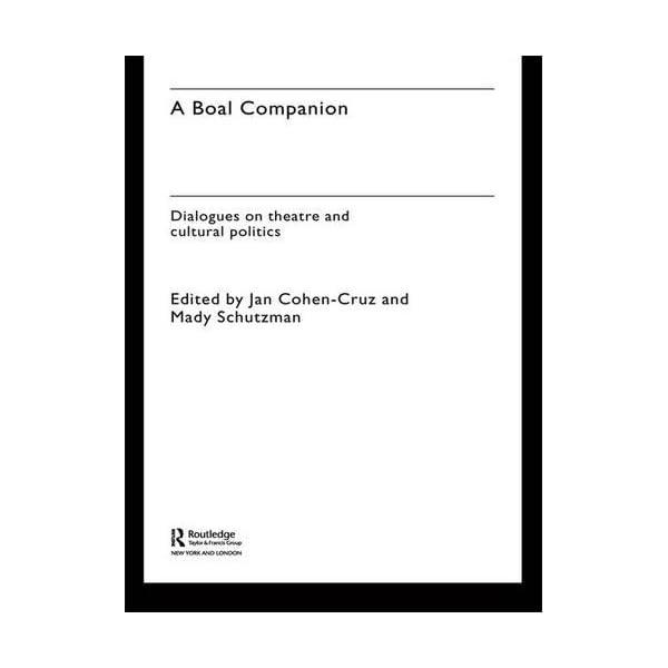 A Boal Companion: Dialog...の商品画像