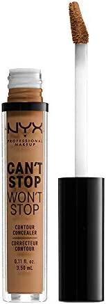NYX Professional Makeup Can't Stop Won't Stop Contour Concealer - Wa