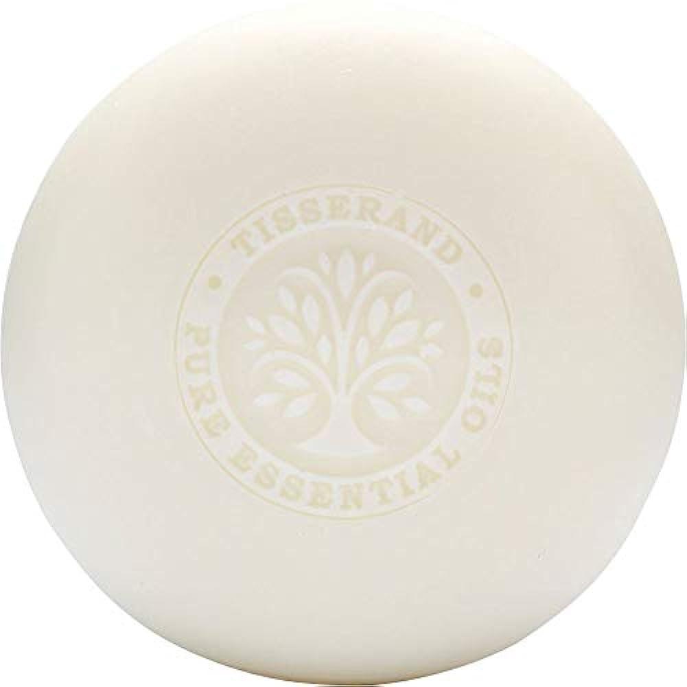 慈善気候チャンピオンシップ[Tisserand] ティスランドローズ&ゼラニウムの葉石鹸100グラム - Tisserand Rose & Geranium Leaf Soap 100g [並行輸入品]