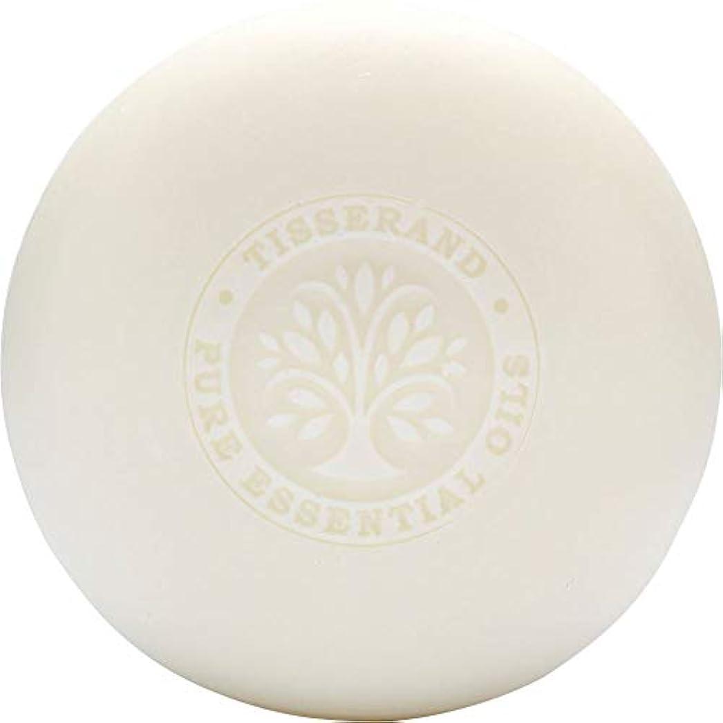 胃規制する世界の窓[Tisserand] ティスランドローズ&ゼラニウムの葉石鹸100グラム - Tisserand Rose & Geranium Leaf Soap 100g [並行輸入品]
