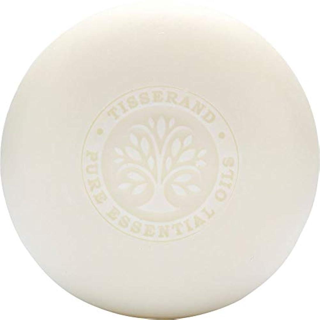 奇跡的な酔っ払い背骨[Tisserand] ティスランドローズ&ゼラニウムの葉石鹸100グラム - Tisserand Rose & Geranium Leaf Soap 100g [並行輸入品]