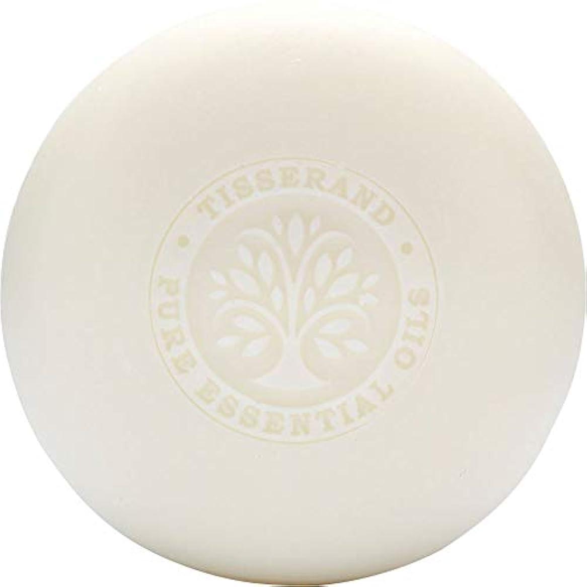 反対メロドラマティック天使[Tisserand] ティスランドローズ&ゼラニウムの葉石鹸100グラム - Tisserand Rose & Geranium Leaf Soap 100g [並行輸入品]