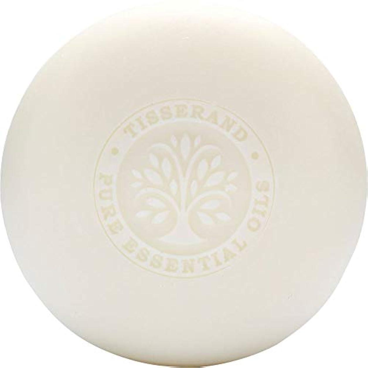 リハーサルセールスマン中世の[Tisserand] ティスランドローズ&ゼラニウムの葉石鹸100グラム - Tisserand Rose & Geranium Leaf Soap 100g [並行輸入品]