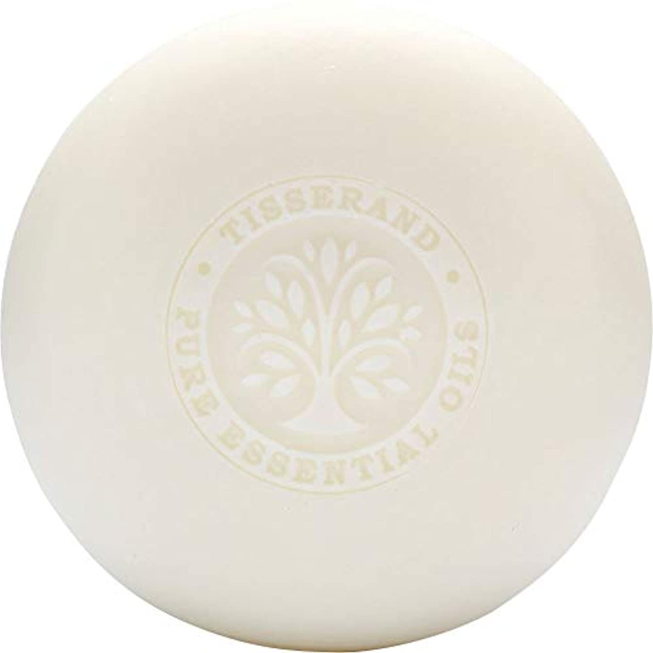 原子炉バズ女将[Tisserand] ティスランドローズ&ゼラニウムの葉石鹸100グラム - Tisserand Rose & Geranium Leaf Soap 100g [並行輸入品]