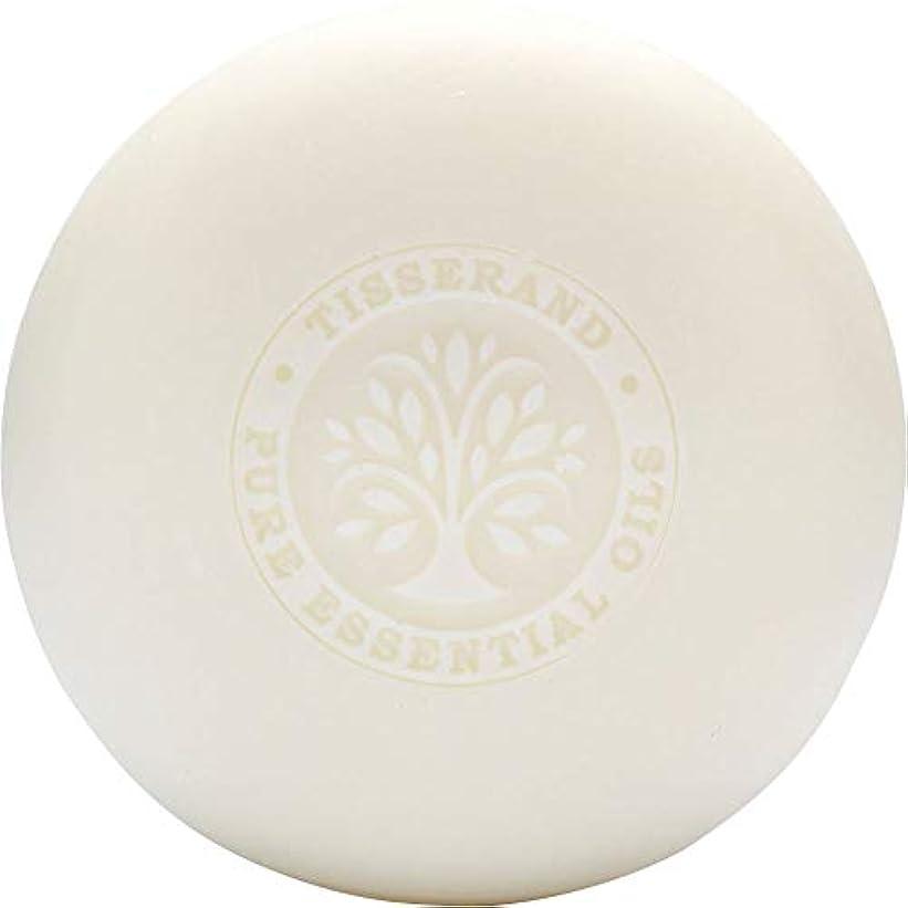 以来アルカトラズ島策定する[Tisserand] ティスランドローズ&ゼラニウムの葉石鹸100グラム - Tisserand Rose & Geranium Leaf Soap 100g [並行輸入品]