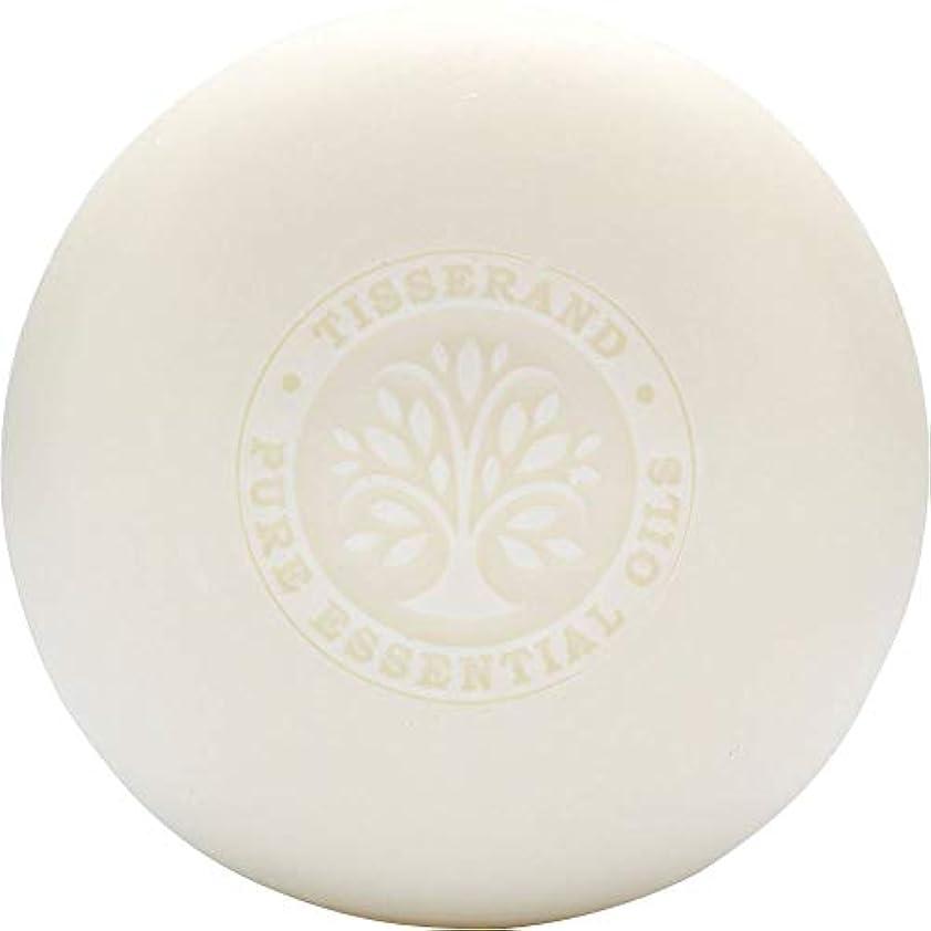 致死口実好戦的な[Tisserand] ティスランドローズ&ゼラニウムの葉石鹸100グラム - Tisserand Rose & Geranium Leaf Soap 100g [並行輸入品]