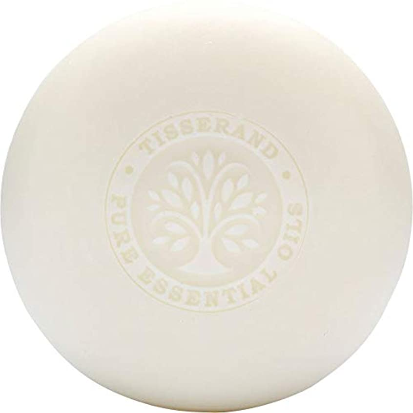 伝統的トラブルびん[Tisserand] ティスランドローズ&ゼラニウムの葉石鹸100グラム - Tisserand Rose & Geranium Leaf Soap 100g [並行輸入品]
