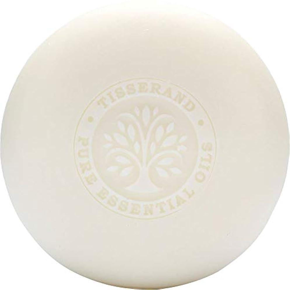 私の武装解除王位[Tisserand] ティスランドローズ&ゼラニウムの葉石鹸100グラム - Tisserand Rose & Geranium Leaf Soap 100g [並行輸入品]