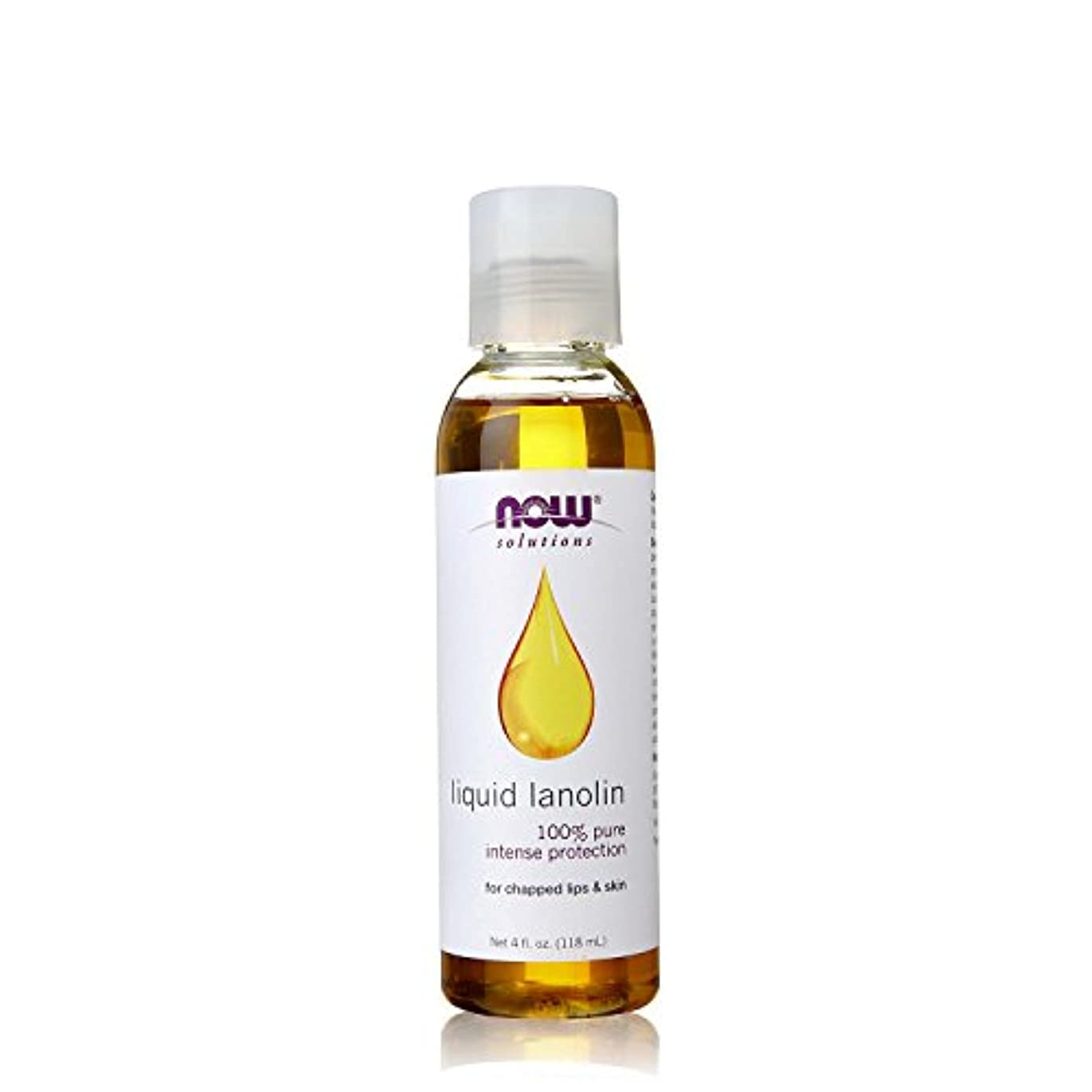 間違っているたくさんの裁定NOW Foods - 液体のラノリン 100% Pureの - 4ポンド [並行輸入品]