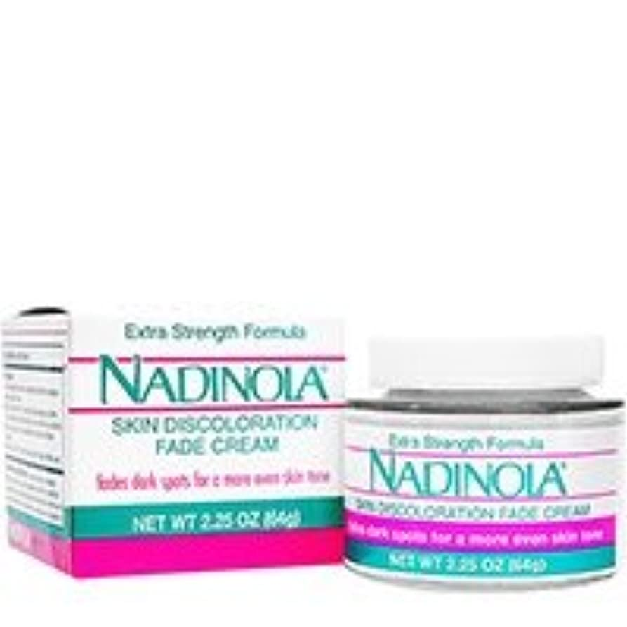 要件相互過度にナディノラ ナディノラ 強力美白クリーム64g(10月末入荷予定) 3本
