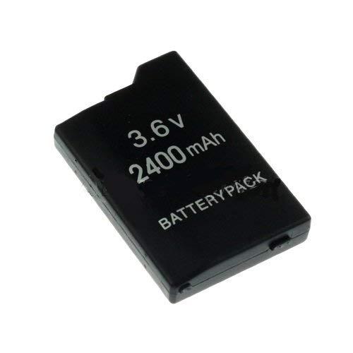 PSP-2000 PSP-3000 互換バッテリー 2400mah