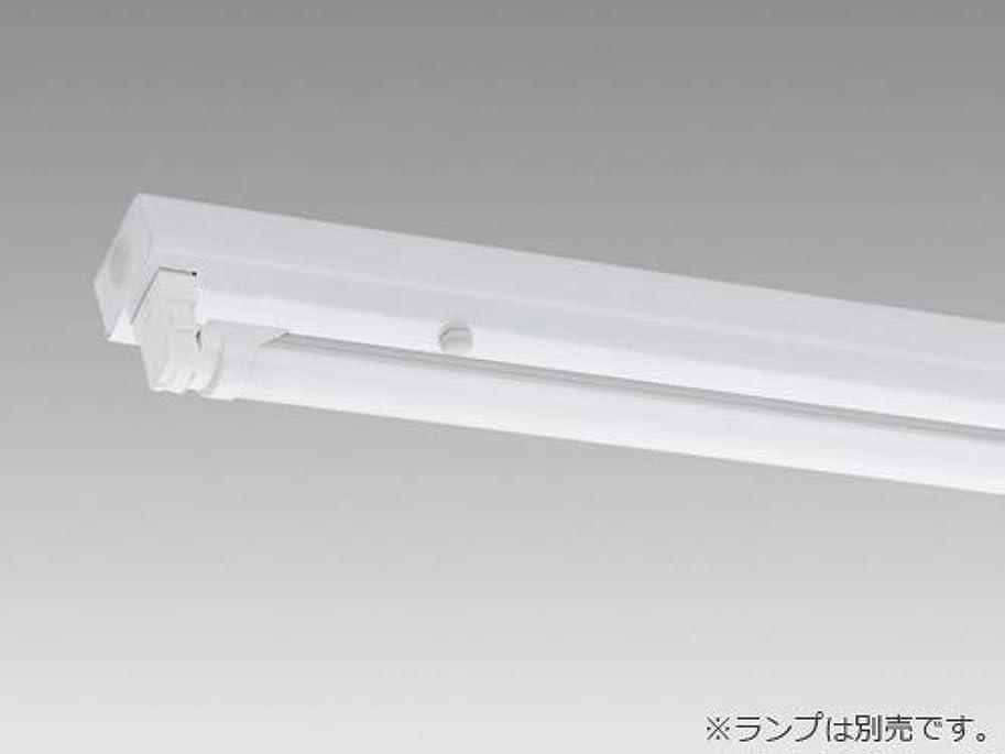 花婿気難しい毒液TES LIGHTING トラフ型ベース照明器具(笠なし型) 20Wタイプ(20形) 直付型 1灯用 LED直管ランプ用(LED蛍光灯用) 端子台付 片側給電 ※ランプ別売 TCL-4521-Ch1