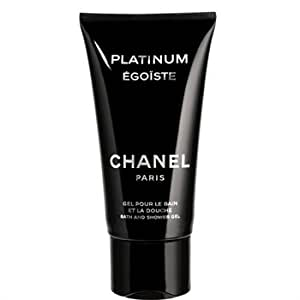 シャネル エゴイスト プラチナム プールオム バス&シャワージェル EGOISTE PLATINUM Pour Homme Bath & Shower Gel